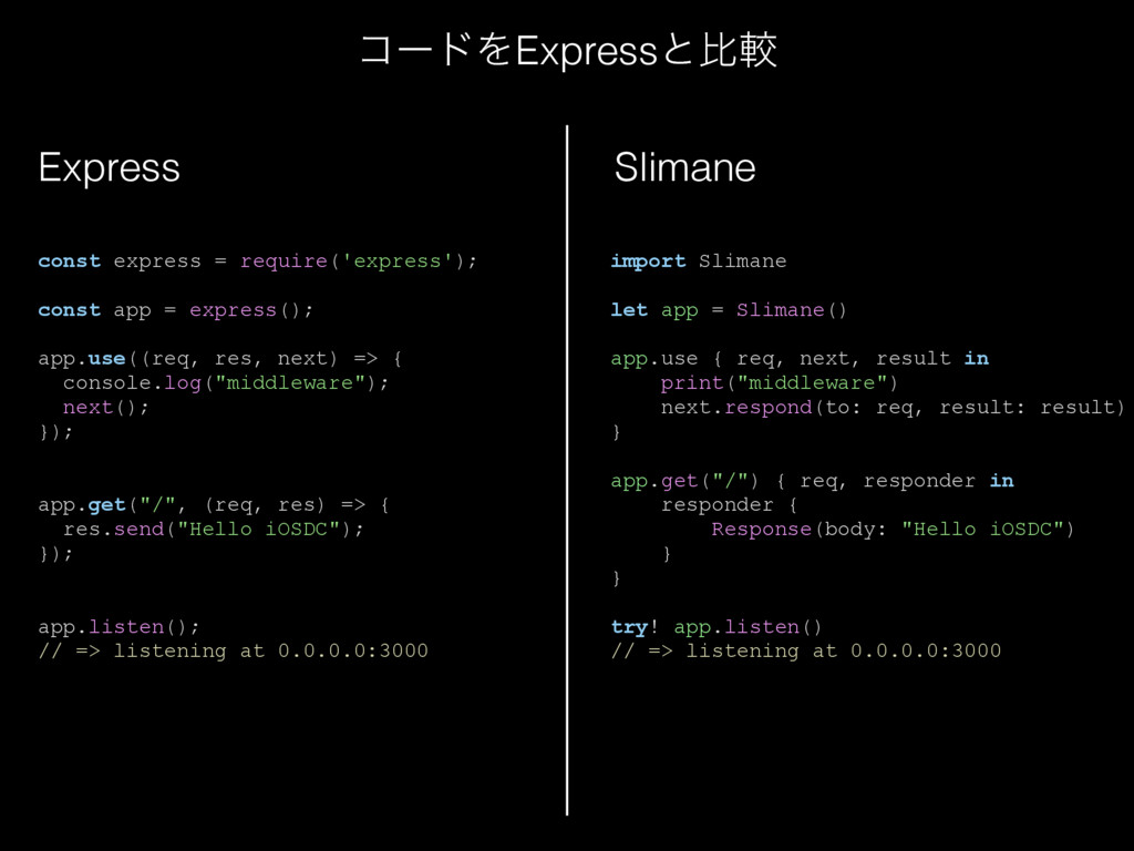 Express Slimane const express = require('expres...