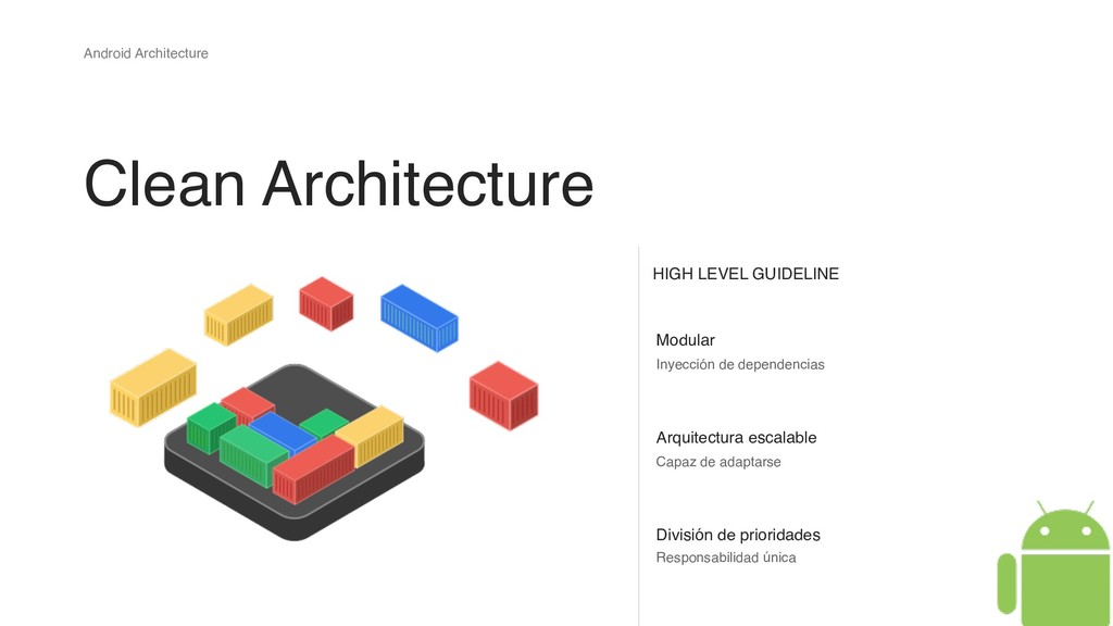 Android Architecture Clean Architecture Modular...