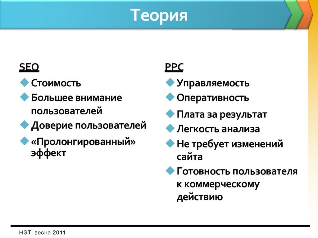 SEO uСтоимость uБольшее внимание пользователей ...