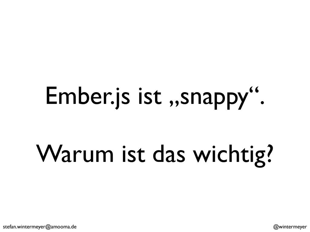 stefan.wintermeyer@amooma.de @wintermeyer Ember...