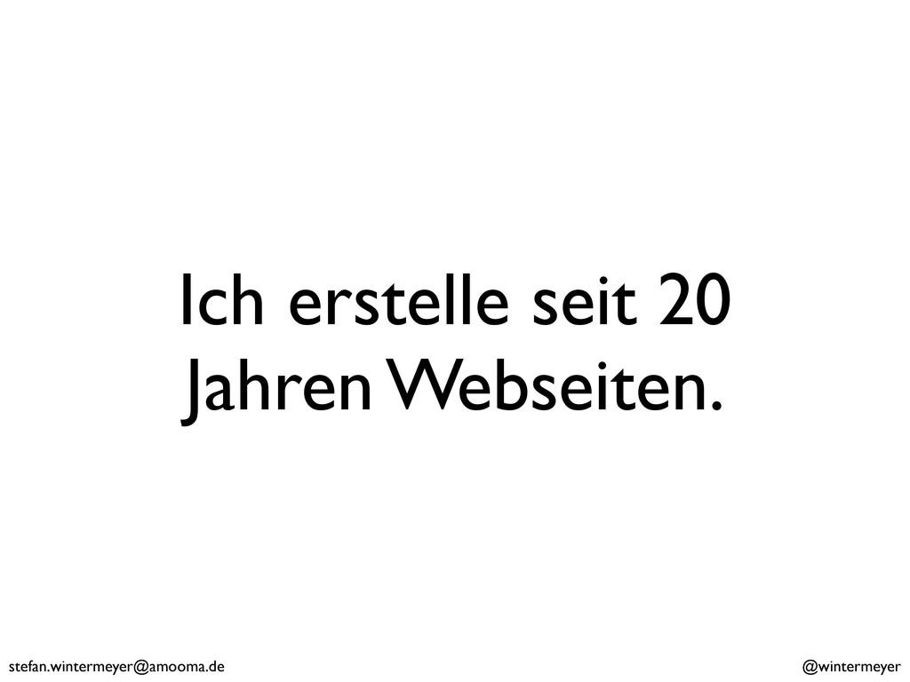 stefan.wintermeyer@amooma.de @wintermeyer Ich e...