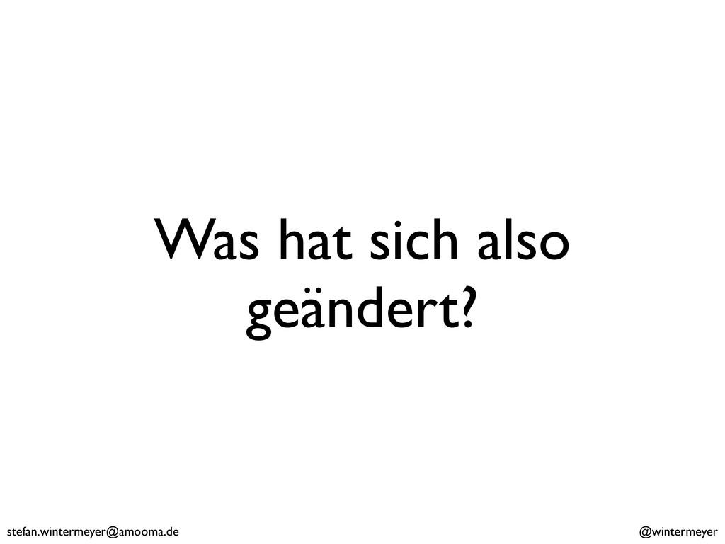 stefan.wintermeyer@amooma.de @wintermeyer Was h...