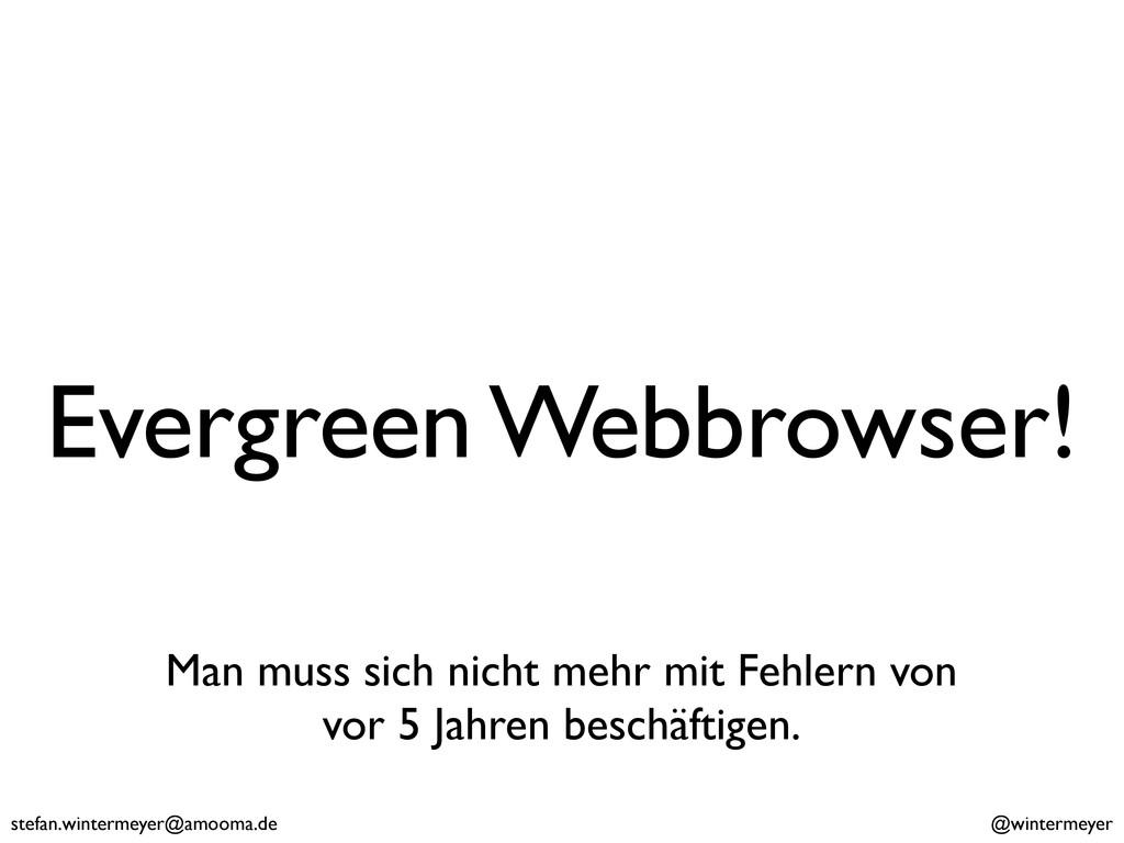 stefan.wintermeyer@amooma.de @wintermeyer Everg...