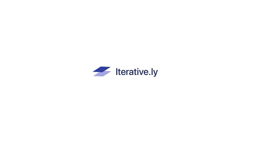Iterative.ly