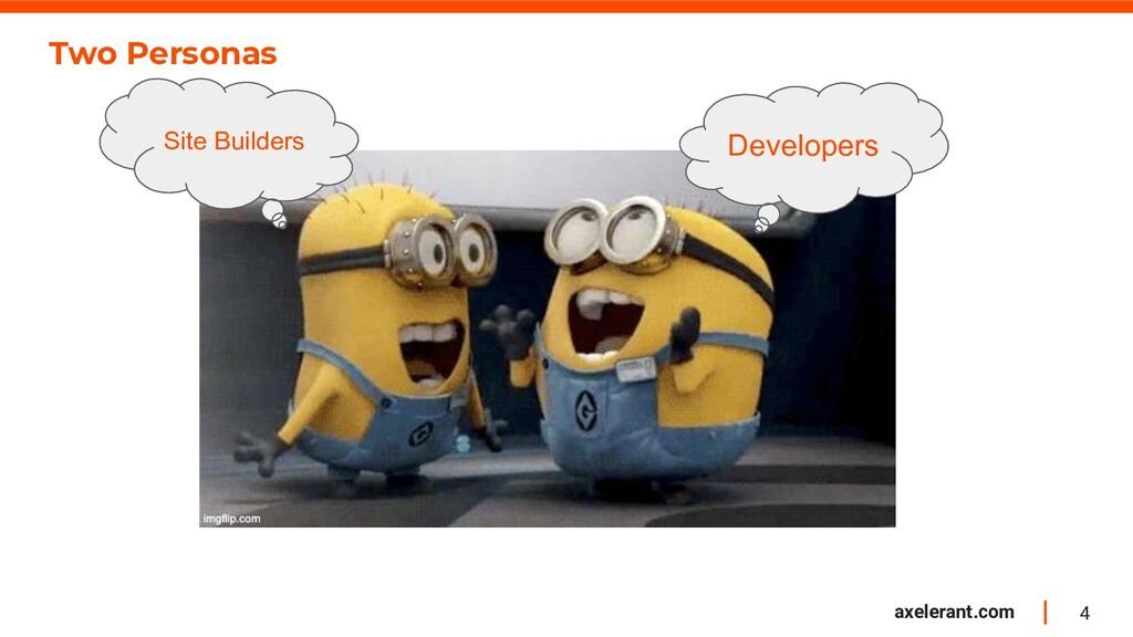 4 axelerant.com Two Personas Site Builders Deve...