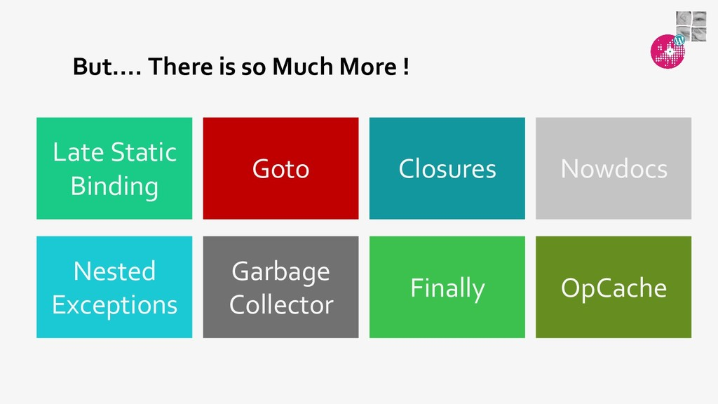 But.... There is so Much More ! Finally Garbage...