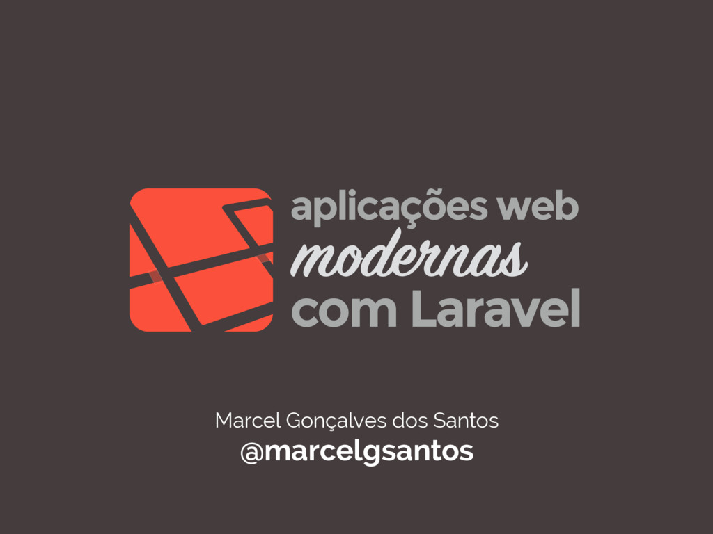 Marcel Gonçalves dos Santos @marcelgsantos mode...