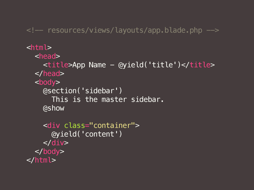 <!-- resources/views/layouts/app.blade.php --> ...