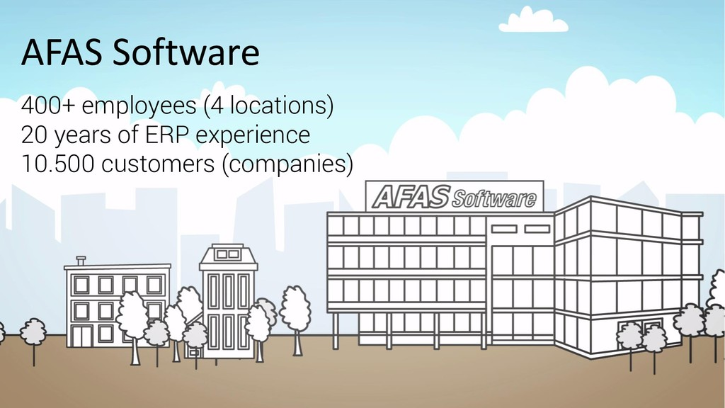 400+ employees (4 locations) 20 years of ERP ex...