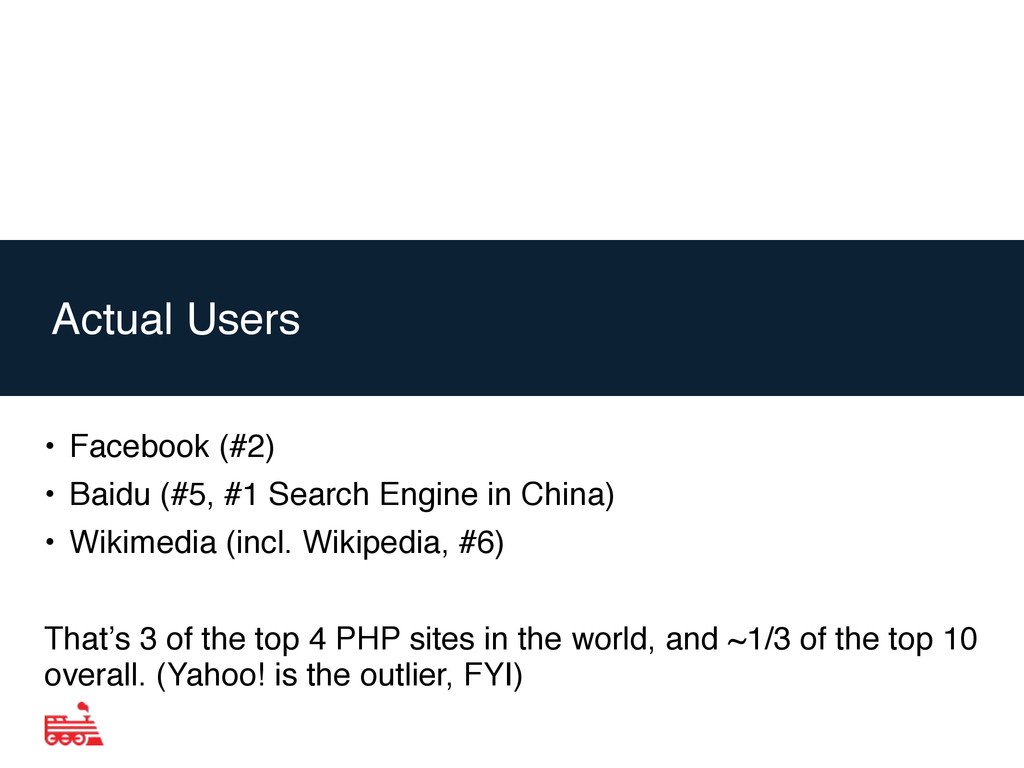 Agenda • Facebook (#2)! • Baidu (#5, #1 Search ...