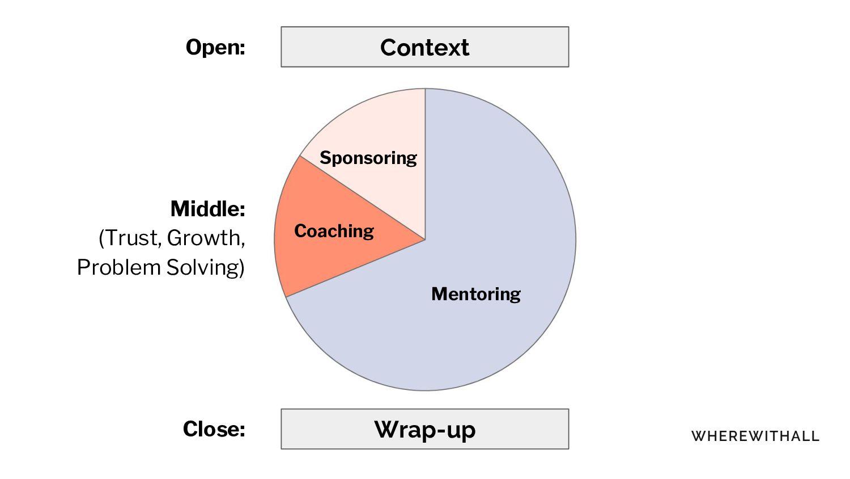Context Wrap-up Sponsoring Mentoring Coaching M...