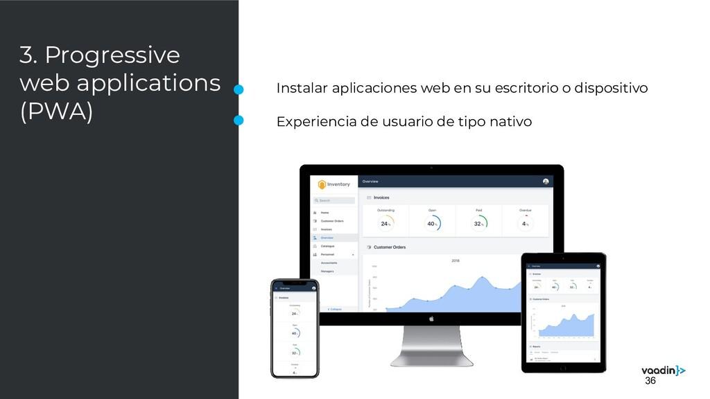 3. Progressive web applications (PWA) Instalar ...