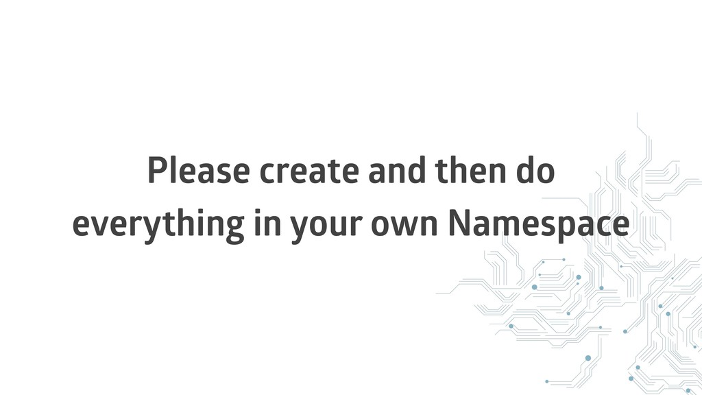 Please create and then do everything in your ow...