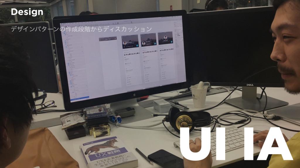 γΰτͰίίϩΦυϧ Design UI IA σβΠϯύλʔϯͷ࡞ஈ֊͔ΒσΟεΧογϣϯ