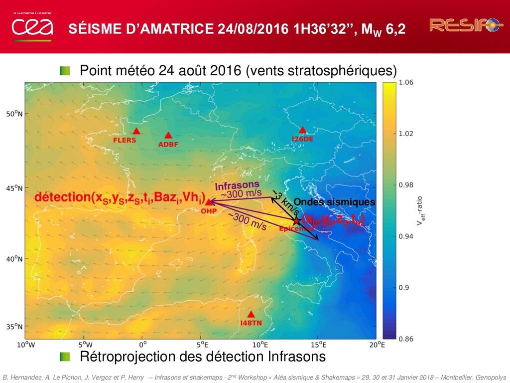 SÉISME D'AMATRICE 24/08/2016 1H36'32'', MW 6,2 ...