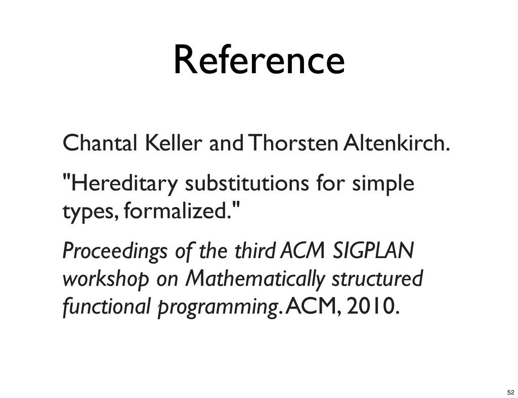 Reference Chantal Keller and Thorsten Altenkirc...