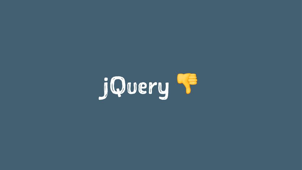 jQuery !