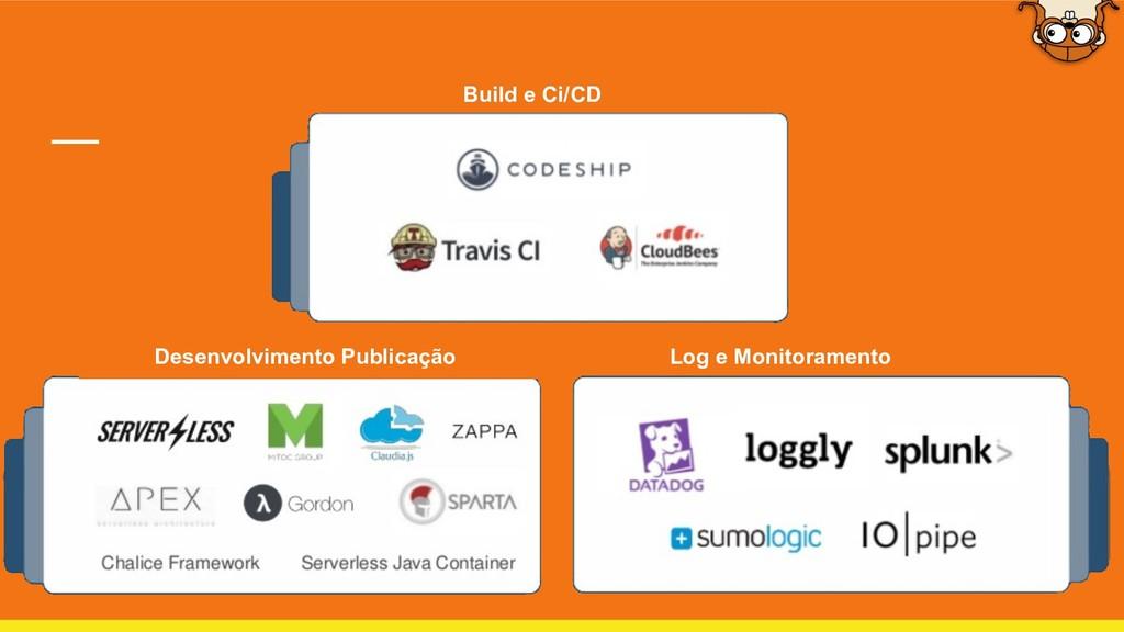 Build e Ci/CD Log e Monitoramento Desenvolvimen...