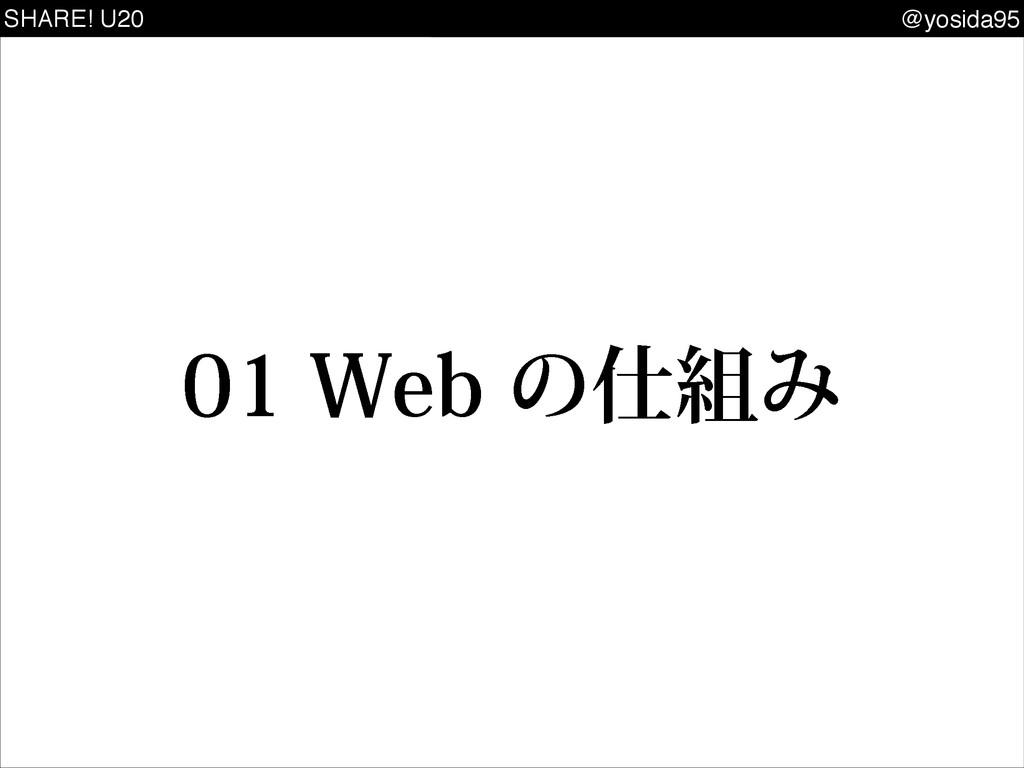 SHARE! U20 @yosida95 8FCͷΈ