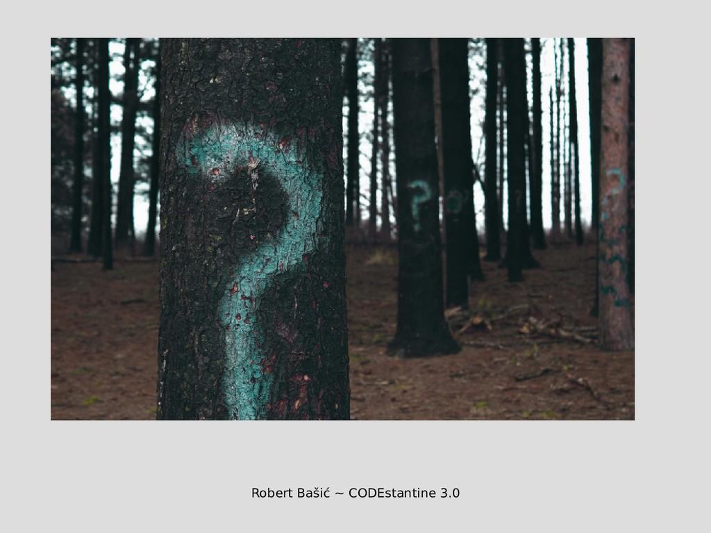 Robert Bašić ~ CODEstantine 3.0