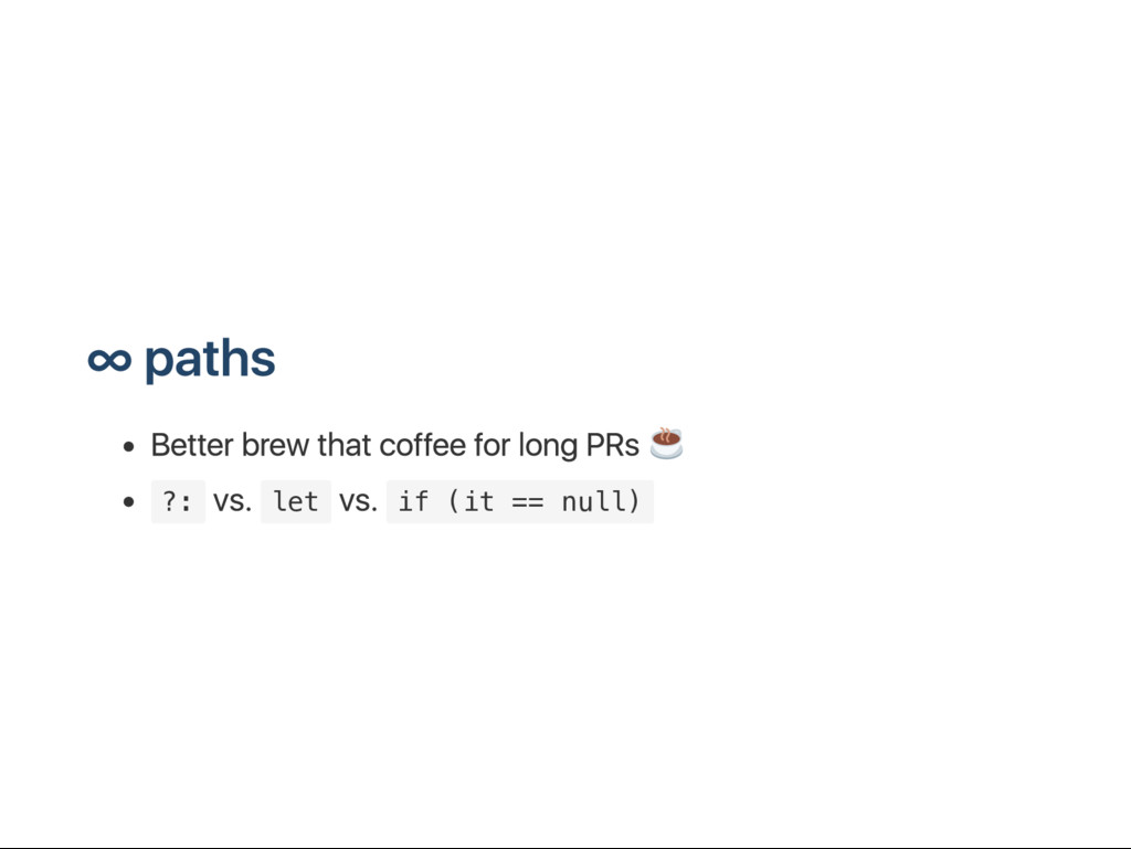 ∞ paths B ett er br ew t hat coffee for long PR...