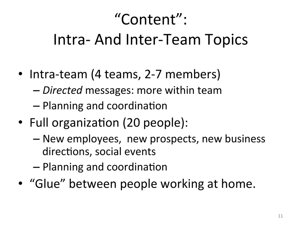 """Content"":	