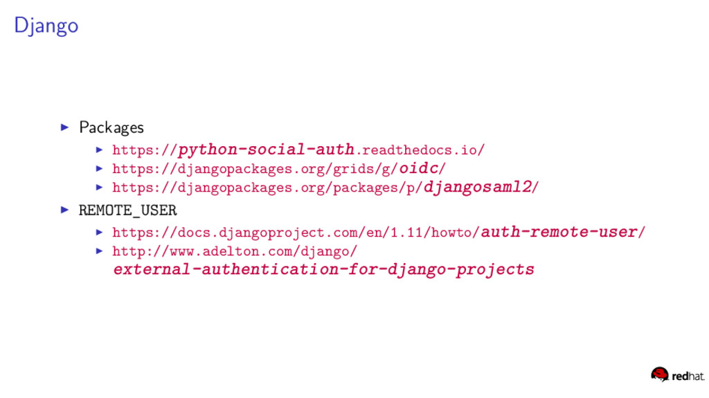 Django Packages https://python-social-auth.read...