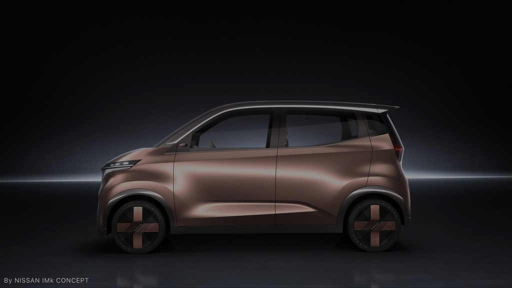 By NISSAN IMk CONCEPT