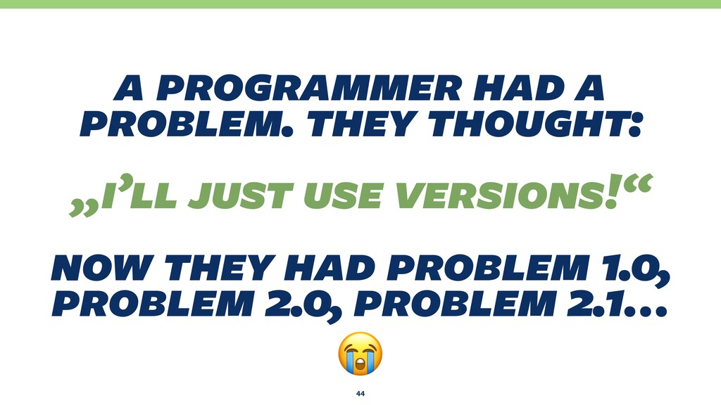 """"""" in software engineering, two components are c..."""
