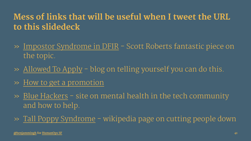 Mess of links that will be useful when I tweet ...