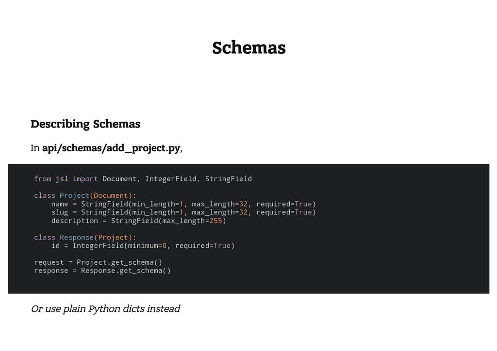 Schemas Describing Schemas In api/schemas/add_p...