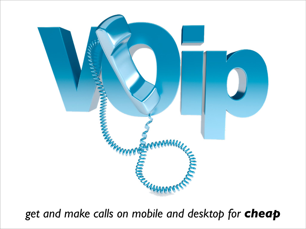 get and make calls on mobile and desktop for ch...