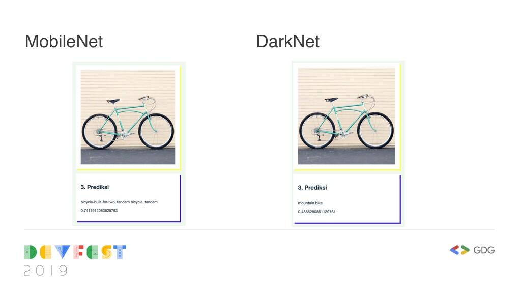 MobileNet DarkNet