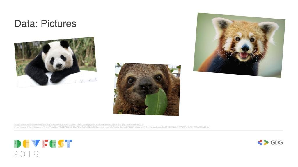 Data: Pictures https://www.rainforest-alliance....