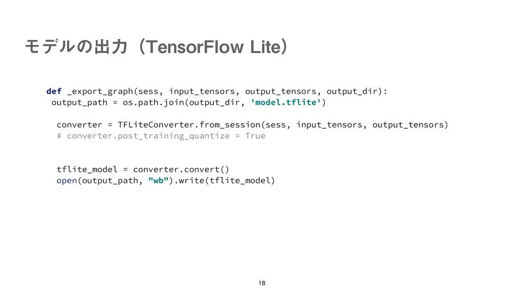 def _export_graph(sess, input_tensors, output_t...
