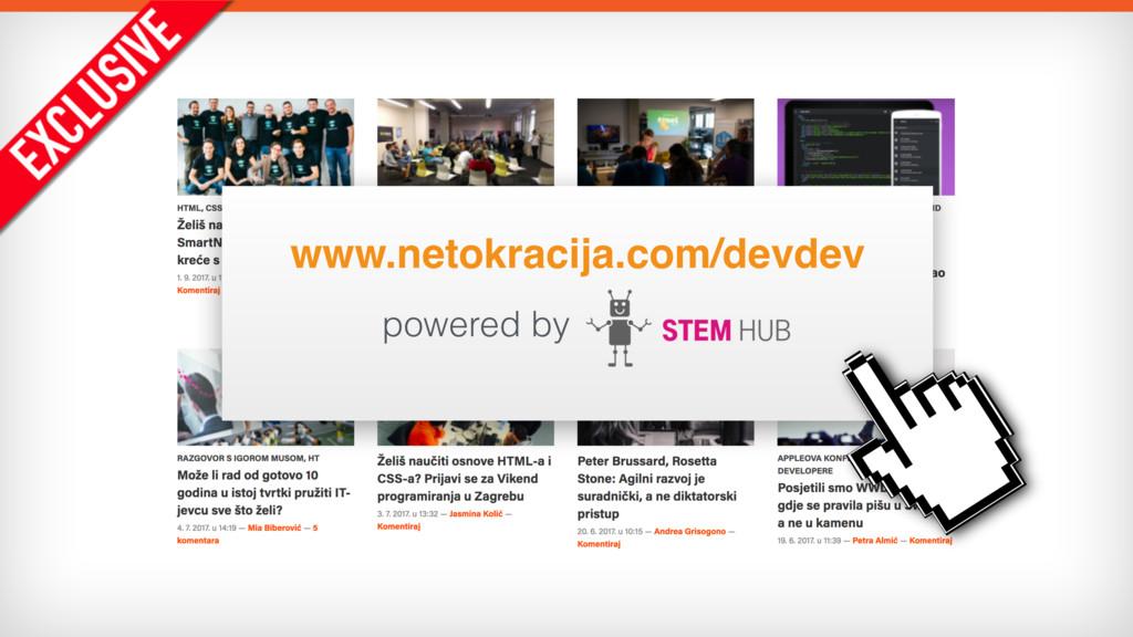 www.netokracija.com/devdev powered by