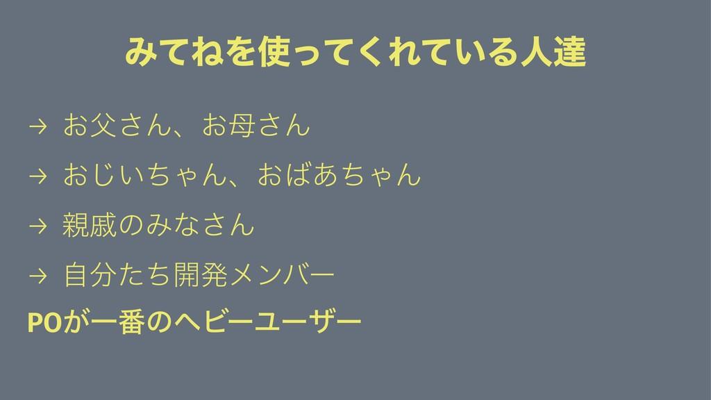 ΈͯͶΛͬͯ͘Ε͍ͯΔਓୡ → ͓͞Μɺ͓͞Μ → ͓͍ͪ͡ΌΜɺ͓͋ͪΌΜ → ੰ...