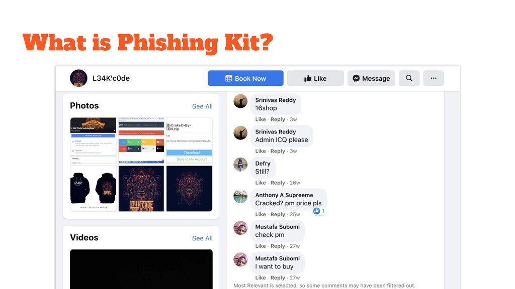 What is Phishing Kit?
