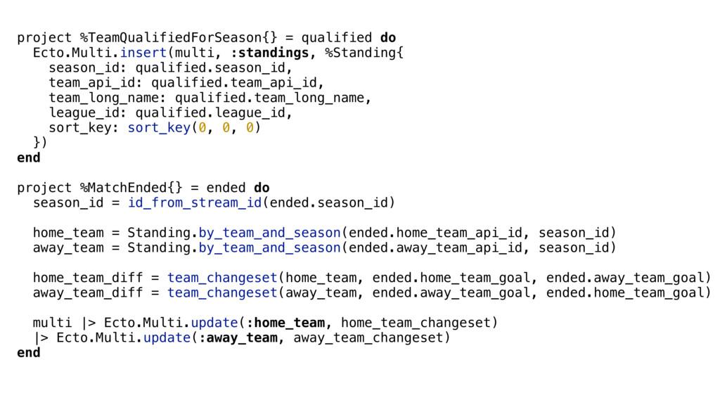 project %TeamQualifiedForSeason{} = qualified d...