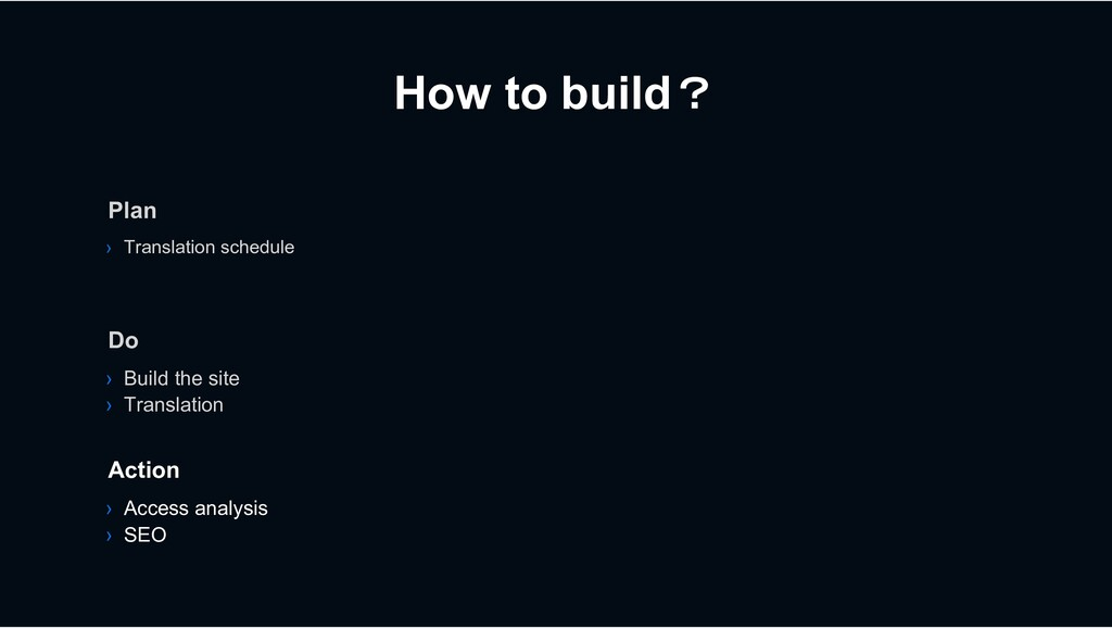 How to build? › Build the site › Translation Do...