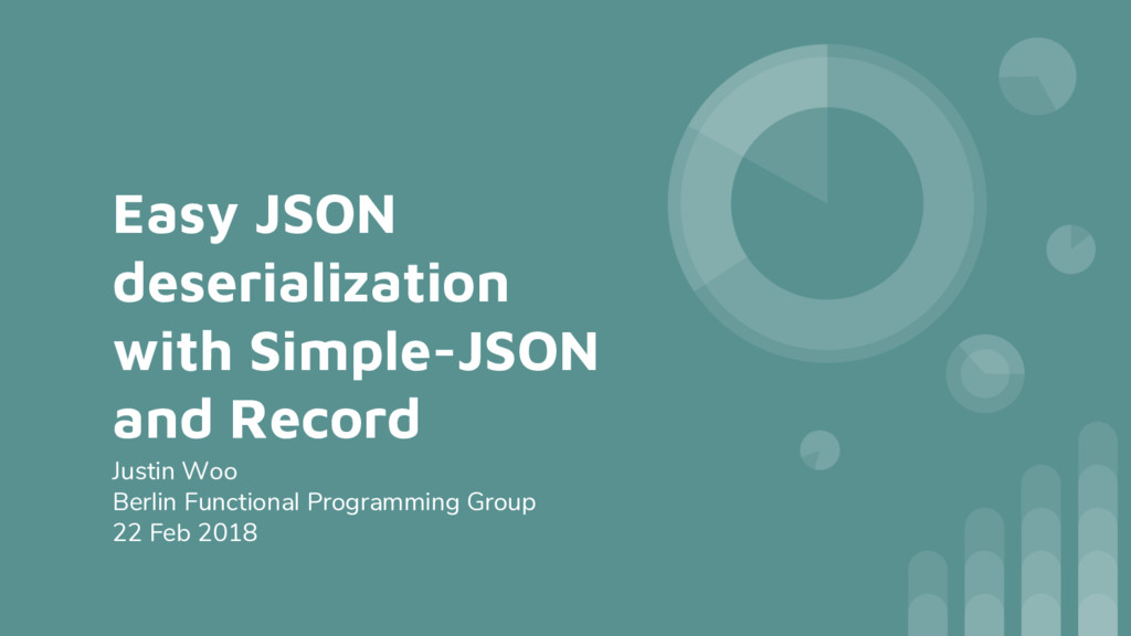 Easy JSON deserialization with Simple-JSON and ...