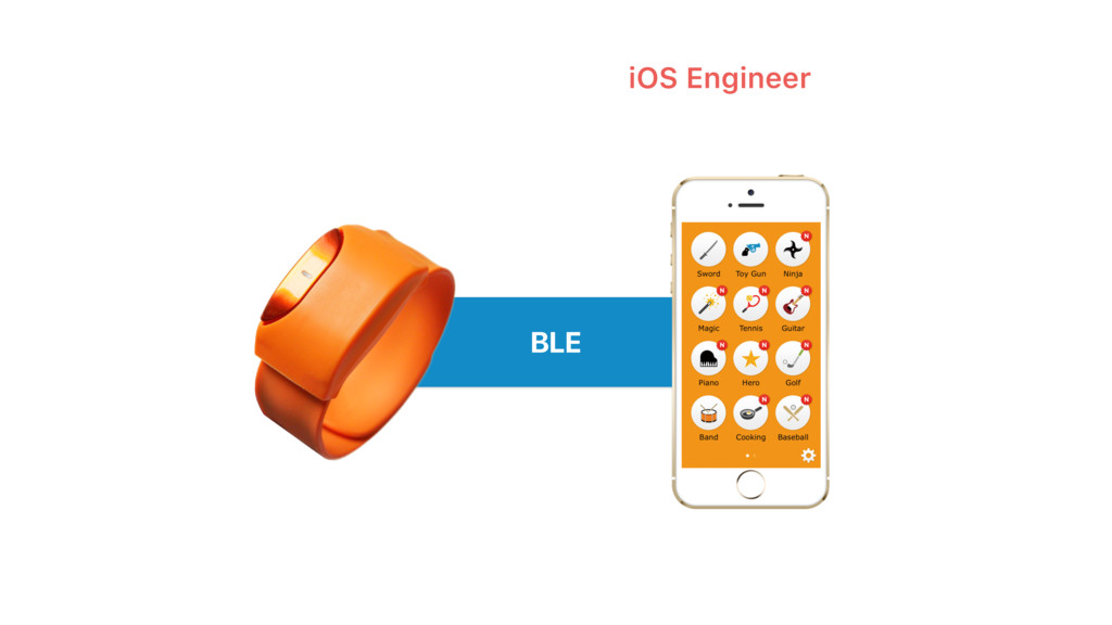 BLE iOS Engineer