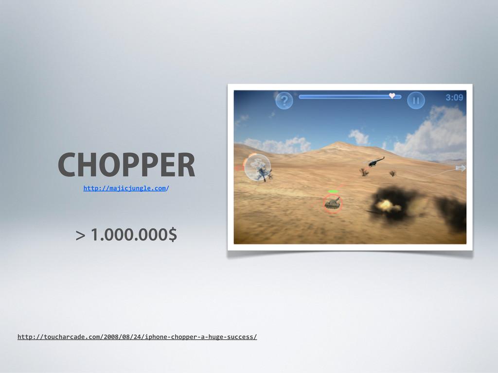 CHOPPER > 1.000.000$ http://majicjungle.com/ ht...