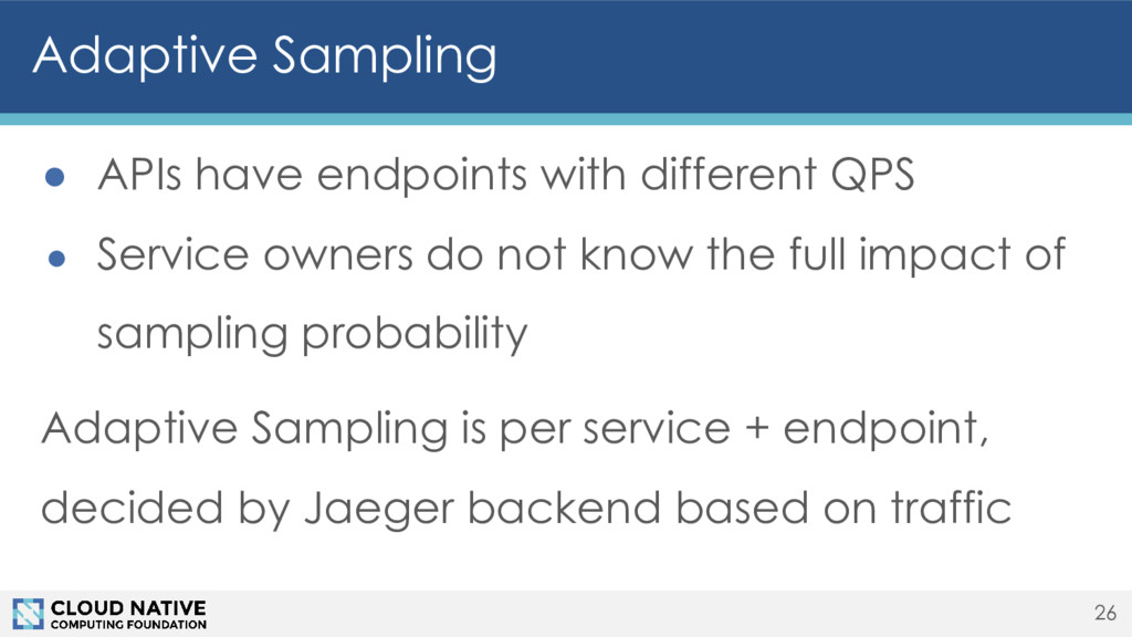 ● APIs have endpoints with different QPS ● Serv...
