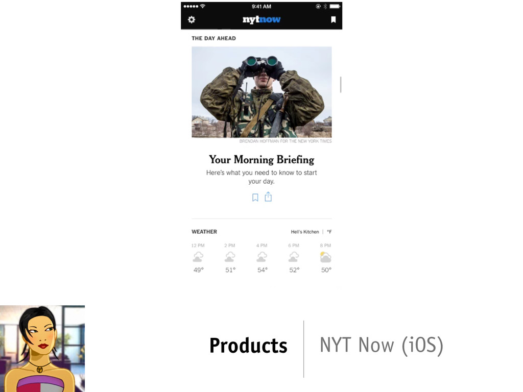 Products NYT Now (iOS)