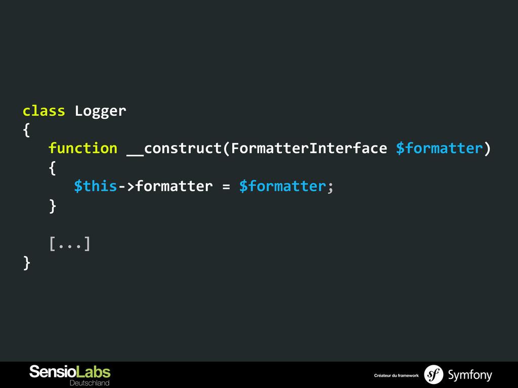 class Logger  {   function __con...