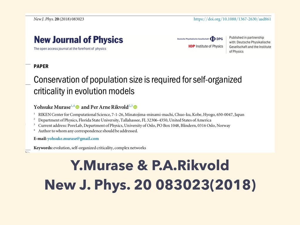 Y.Murase & P.A.Rikvold New J. Phys. 20 083023(2...