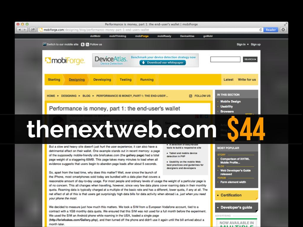 thenextweb.com $44