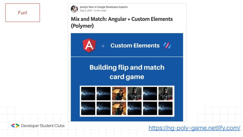 https://ng-poly-game.netlify.com/ Fun!