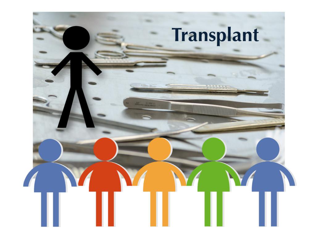 Transplant Transplant